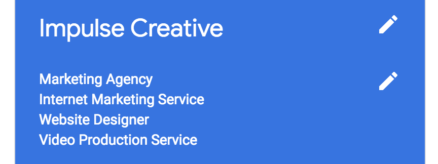 impulse-creative-google-my-business-categories