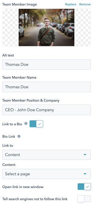 team-medium-settings
