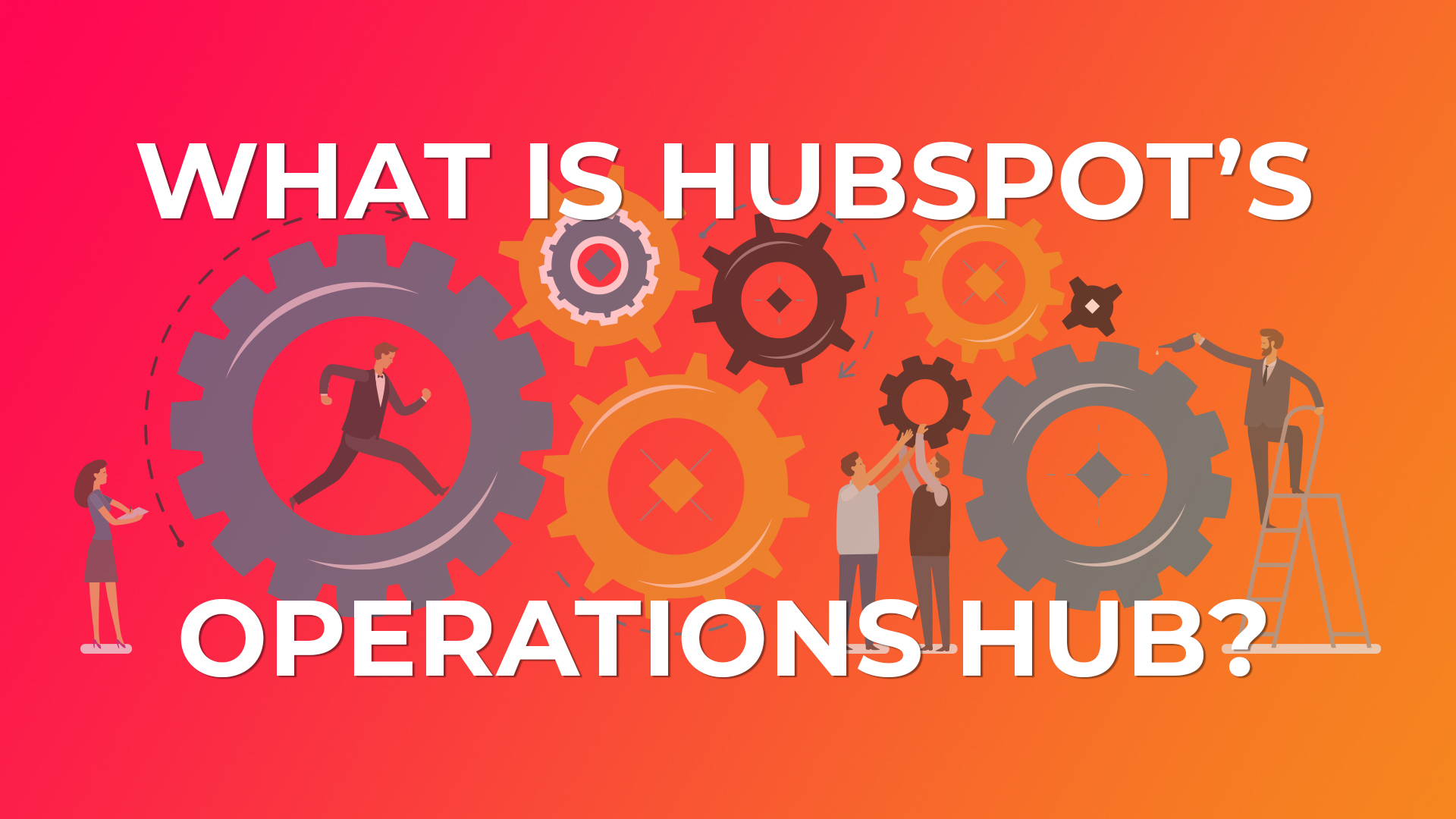 What is HubSpot Operation Hub-1