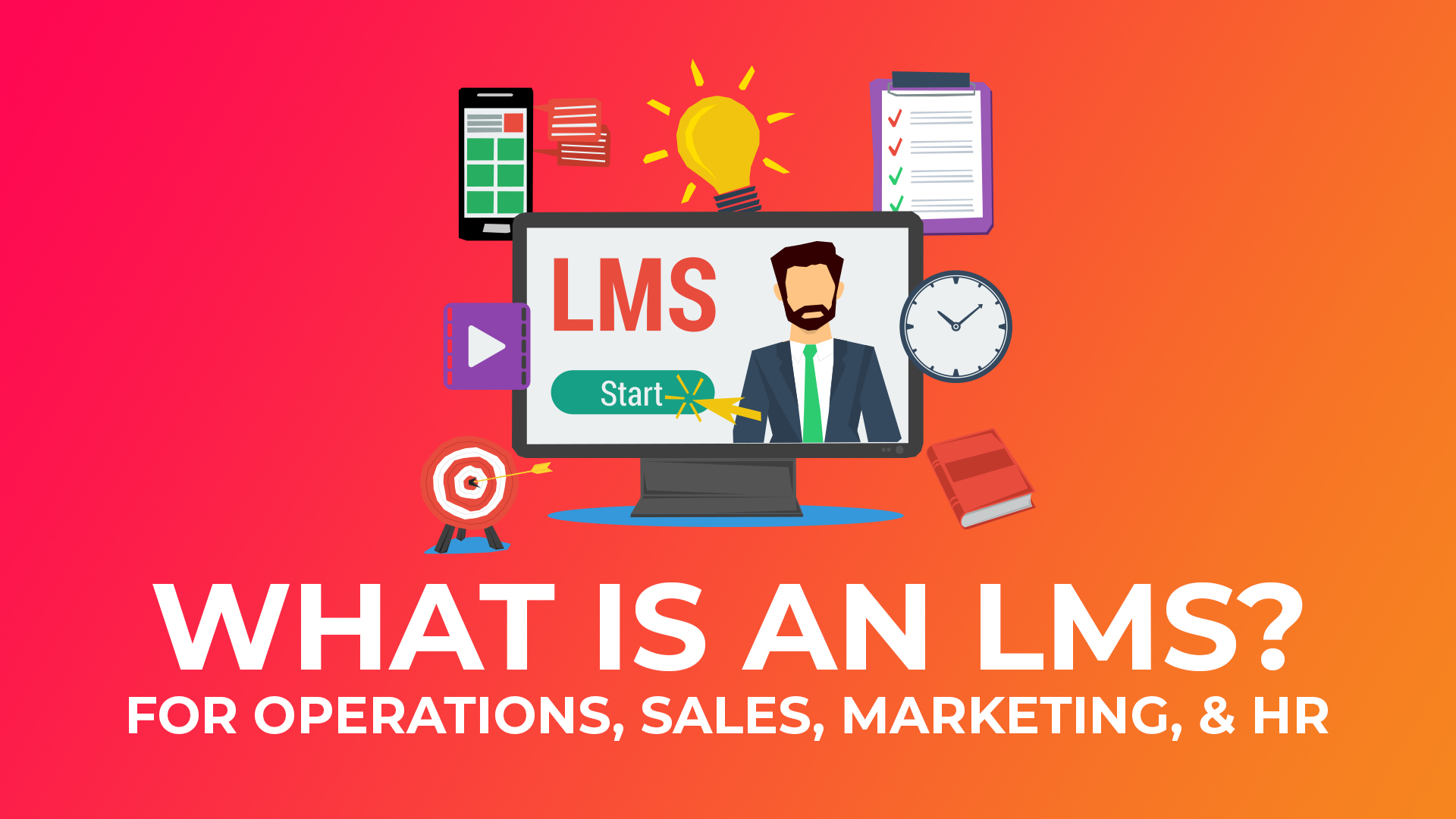 What is an LMS
