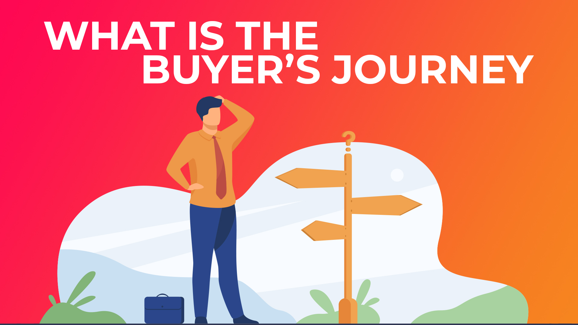 What is the buyers journey
