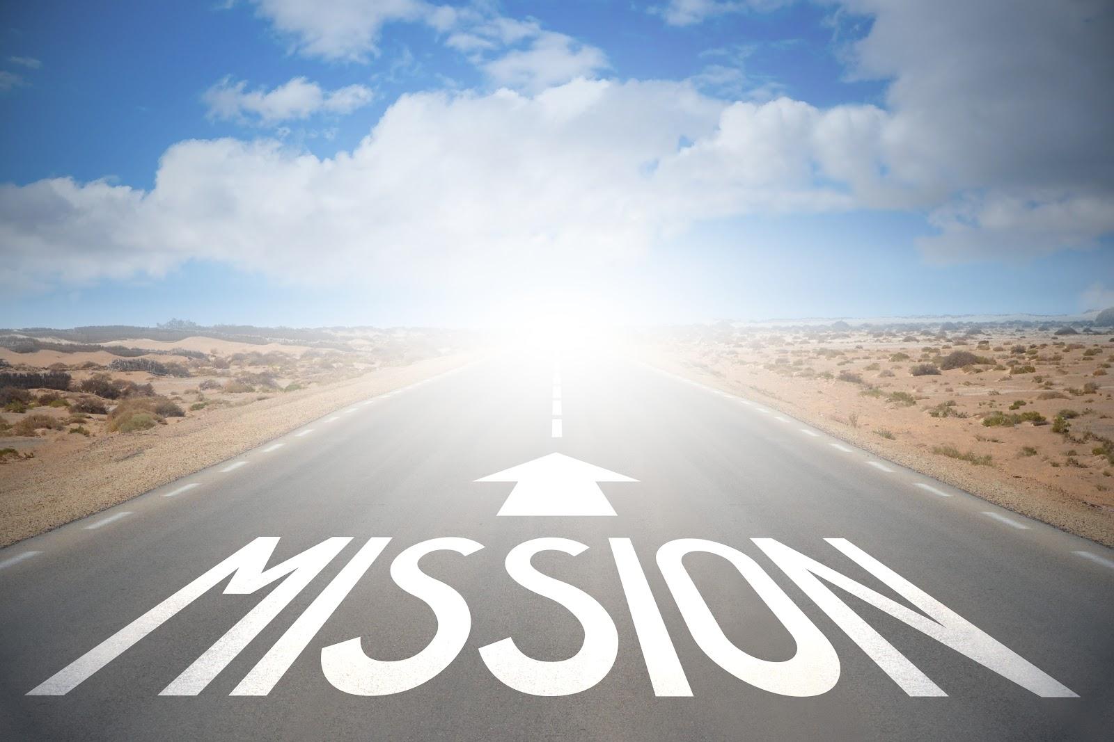 Mission-drive content marketing