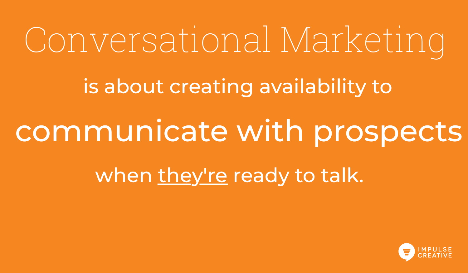 what-is-conversational-marketing
